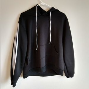Adidas over sized hoddie